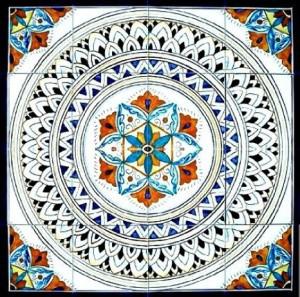 MosaicFlower-300x297